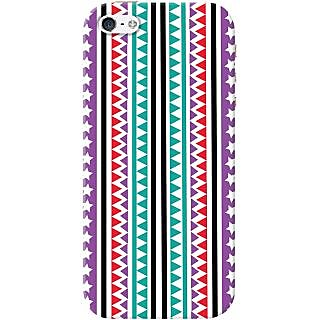 Kasemantra Tribal Print Case For Apple Iphone 5-5S