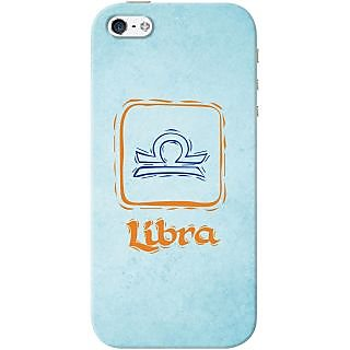Kasemantra Charismatic Libra Case For Apple Iphone 5-5S