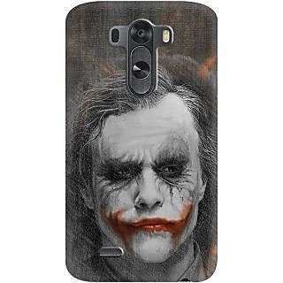 Kasemantra Heath Ledger Case For Lg G3