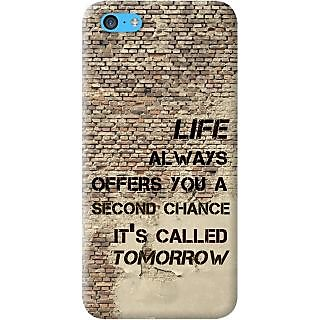 Kasemantra Life'S Chance Case For Apple Iphone 5C