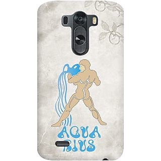 Kasemantra Aquarius Case For Lg G3