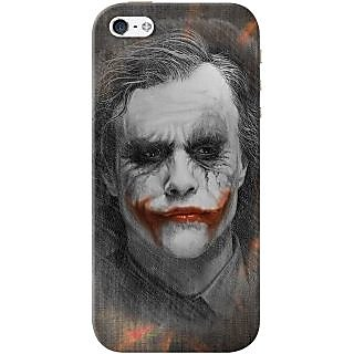 Kasemantra Heath Ledger Case For Apple Iphone 5-5S