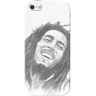 Kasemantra Legend Bob Marley Case For Apple Iphone 5-5S