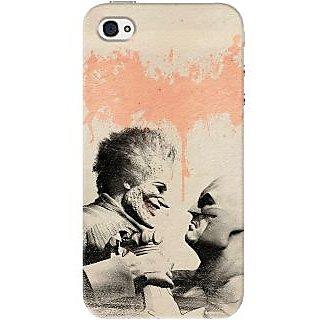Kasemantra Joker Vs Batman Case For Apple Iphone 4-4S