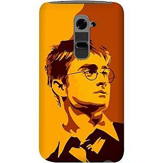 Kasemantra Harry Potter Case For Lg G2