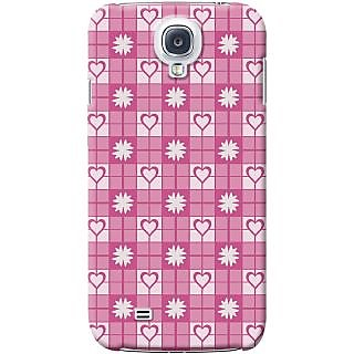 Kasemantra Love zone Case For Samsung Galaxy S4 Mini I9190