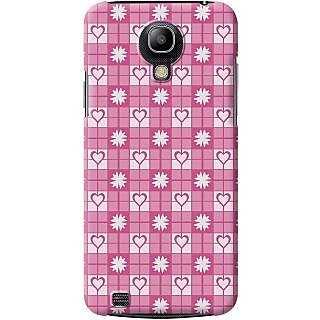 Kasemantra Love zone Case For Samsung I9500 Galaxy S4