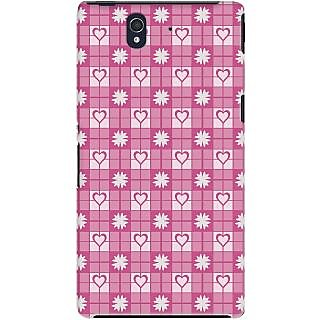 Kasemantra Love zone Case For Sony Xperia Z