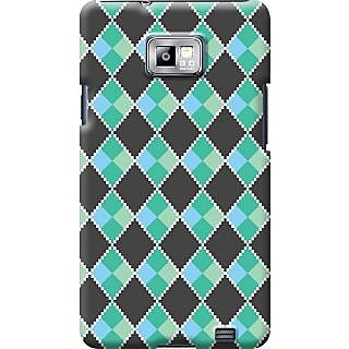Kasemantra Magical Frills Case For Samsung I9100 Galaxy S2