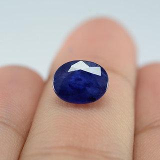 6.25 Ratti Real Blue Sapphire (Neelam) Gemstone