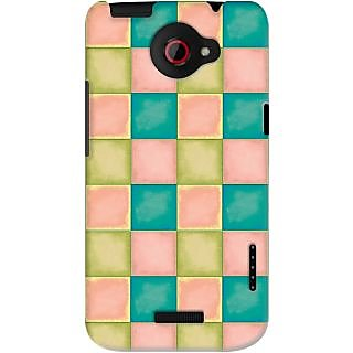 Kasemantra Oil Pastel Case For HTC One X