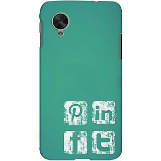 Kasemantra Online World Case For LG Google Nexus 5