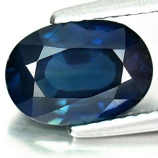 6.75 Ravishing Blue Sapphire (Neelam) Gemstone