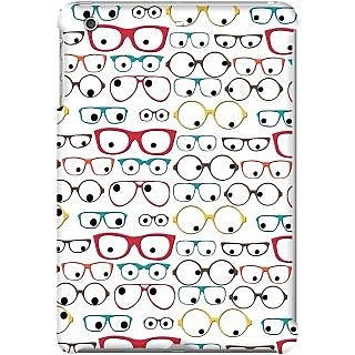 Kasemantra Quirky Spectacles Case For iPad Mini