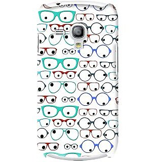 Kasemantra Retro Specs Case For Samsung I9300 Galaxy S3