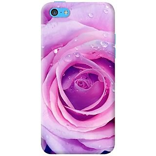 Kasemantra Rosy Rose Case For iPhone 5C