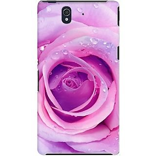 Kasemantra Rosy Rose Case For Sony Xperia Z