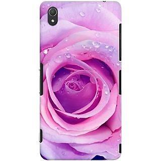 Kasemantra Rosy Rose Case For Sony Xperia Z3