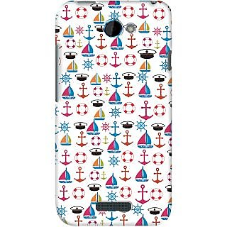 Kasemantra Sail The Boat Case For HTC One S