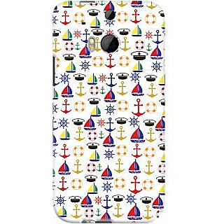 Kasemantra Sailor on Duty Case For HTC One M8