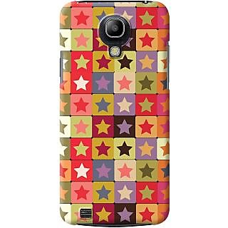 Kasemantra Star In Square Case For Samsung I9500 Galaxy S4