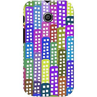 Kasemantra Street Lights Case For Motorola Moto E