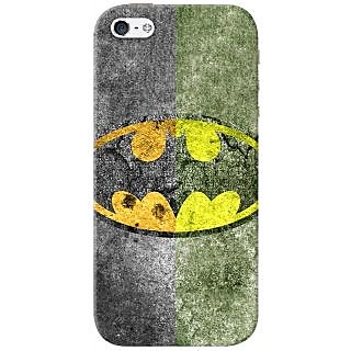 Kasemantra Superhero Batman  Case For Apple iPhone 5, Apple iPhone 5S