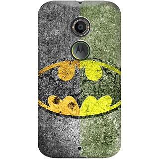 Kasemantra Superhero Batman  Case For Motorola Moto X2