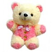 Tickles Stuffed Soft Plush Toy Kids Birthday Teddy Pink.