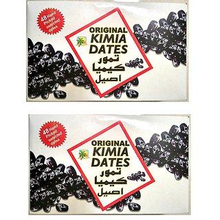 ORIGINAL KIMIA DATES 2's Pack 48 Dates Pcs  Premium Quality  From IRAN