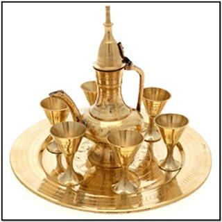 Golden Royal Wine Set