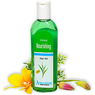 Natural Nourishing Hair Oil