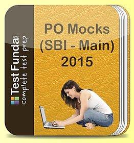 PO Mocks (SBI - Main) 2015