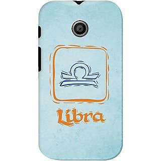 Kasemantra Charismatic Libra Case For Moto E