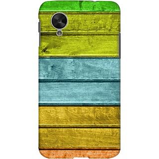 Kasemantra Wood In Colors Case For Google Nexus 5