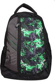 Zwart Black & Grey Polyester 114114g Backpack