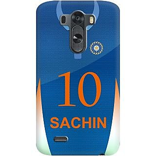 Kasemantra Sachin Jersey Case For Lg G3