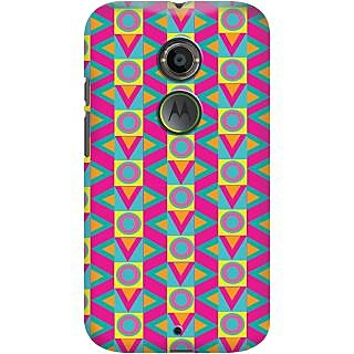 Kasemantra Abstract Case For Moto X2