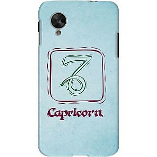 Kasemantra Smart Capricorn Case For Google Nexus 5