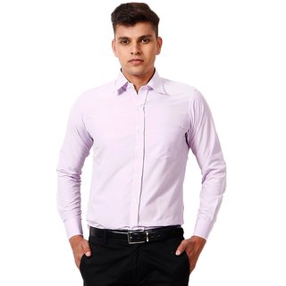 Frankline Cotton Blend Formal Shirt