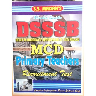 DSSSB Primary Teacher Recruitment Test