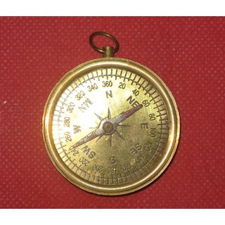 Magnetic Compass in Brass