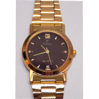 New Stylish Black Dial Analog Watch For Men