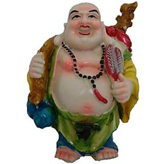 Divya Mantra Feng Shui 5 Inches Laughing Buddha-Dvym0001343