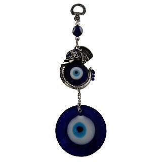 Evil Eye Hanging With Ganasha Trunk