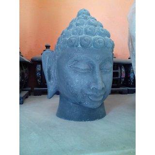 Indian Handmade Black Buddha Statue