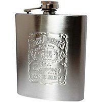 jack daniels hip flask stainless steel 8oz high quality