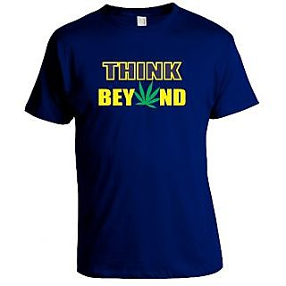 NOW Think Beyond Blue T-shirt
