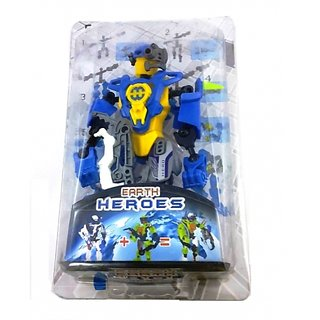 Earth Heros F Toy