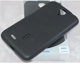 Moshi Black Matt Case for Samsung Alpha G 850